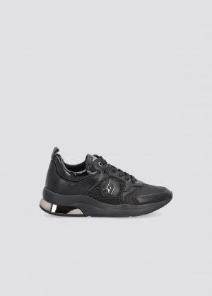 Liu Jo BF1013EX03022222 sieviešu apavi melnā krāsā