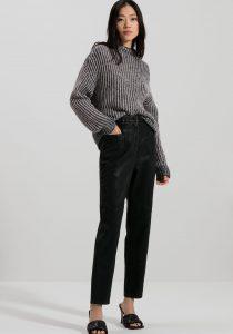 Luisa Cerano 14897358801914 sieviešu džemperis, tumši pelēks