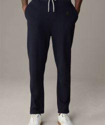 Strellson 30022202402 vīriešu sporta bikses tumši zilā krāsā
