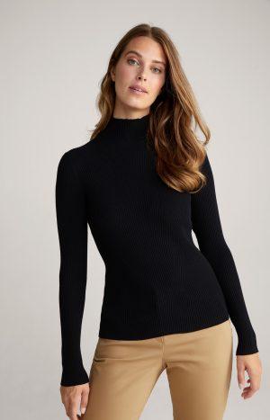 Joop! 30022376001 sieviešu džemperis melnā krāsā