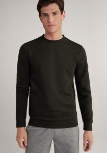 Joop! 30027717302 vīriešu džemperis tumši zaļā krāsā