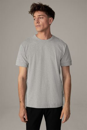 Strellson 30028063032 vīriešu T-krekls pelēkā krāsā