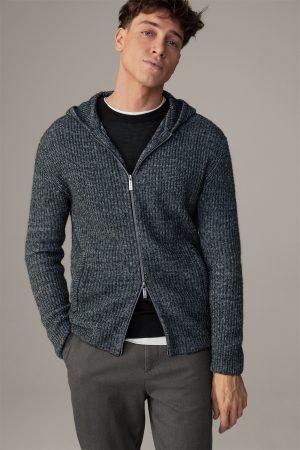 Strellson 30028101001 vīriešu jaka tumši pelēkā krāsā