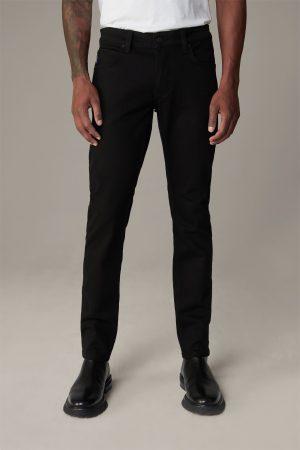 Strellson 30028699001 vīriešu džinsi melnā krāsā