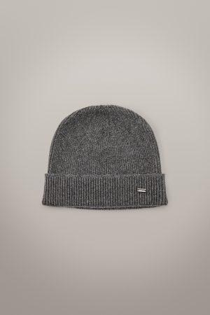 Strellson 30029079023 vīirešu cepure, tumši pelēka
