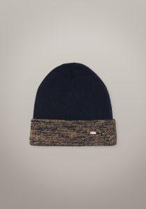 Strellson 30029091401 vīriešu cepure tumši zilā krāsā