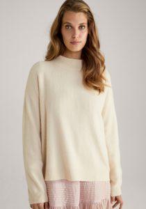Joop! 30030357 102 sieviešu džemperis bēšā krāsā