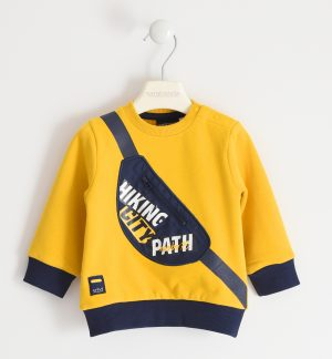 Sarabanda 31281615 zēnu džemperis, dzeltens