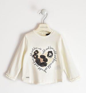 Sarabanda 31330112 meiteņu džemperis, gaiši bēšs
