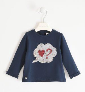 Sarabanda 32023885 meiteņu džemperis, zils