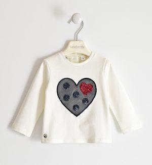 Sarabanda 32030112 meiteņu džemperis, gaiši bēšs