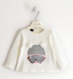 Sarabanda 32060112 meiteņu džemperis, gaiši bēšs