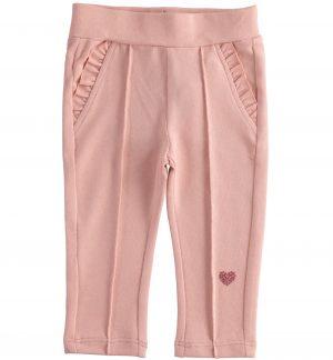 Sarabanda 32273031 meiteņu bikses, rozā