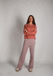 FFC 6093606 sieviešu džemperis, oranžs