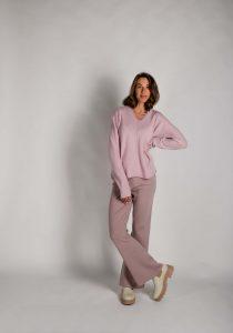 FFC 6094669 sieviešu džemperis, rozā