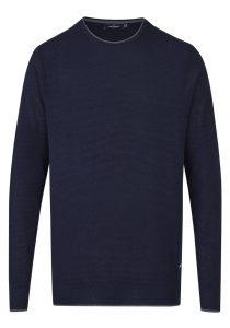 Daniel Hechter 65013112820680 vīriešu džemperis, tumši zils