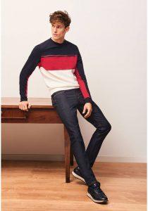 Daniel Hechter 70002112931690 vīriešu džemperis, zils