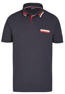 Daniel Hechter 74009112920660 vīriešu polo T-krekls, tumši zils