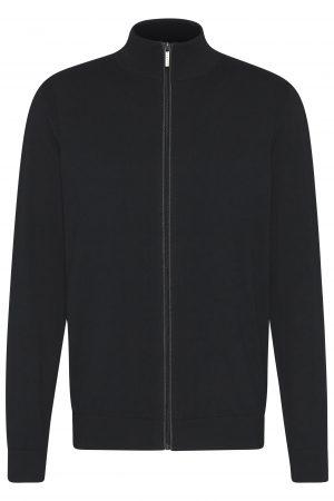 Bugatti 760085520280 vīriešu jaka, melna