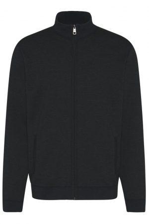 Bugatti 760085552280 vīriešu jaka, melna