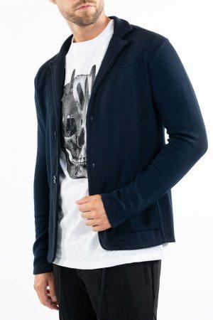 Takeshy Kurosawa 83067BLUE vīriešu jaka, tumši zila