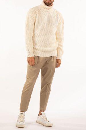 Takeshy Kurosawa 83088DESERTO vīriešu džemperis, bēšs
