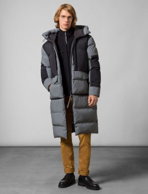 Baldessarini B210007.40269009 vīriešu ziemas jaka, pelēka