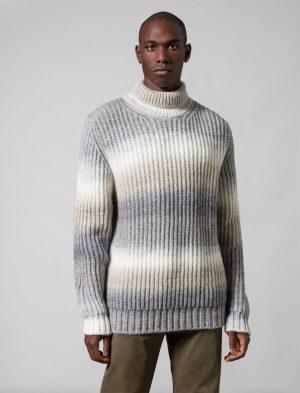 Baldessarini B430034.50651209 vīriešu džemperis, pelēks
