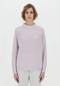 Max Mara Leisure CAPUA2 sieviešu džemperis, gaiši rozā