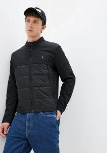 Calvin Klein Jeans J30J318218BEH vīriešu virsjaka, melna
