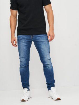 Calvin Klein Jeans J30J3184211A4 vīriešu džinsi, zili