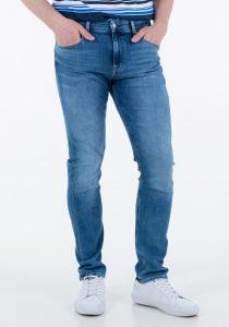 Calvin Klein Jeans J30J3184391A4 vīriešu džinsi, zili