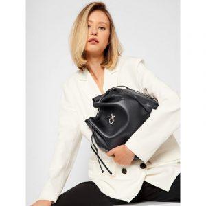 Calvin Klein Jeans K60K608176BAX sieviešu soma, melna
