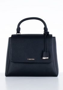 Calvin Klein Jeans K60K608180BAX sieviešu soma, melna