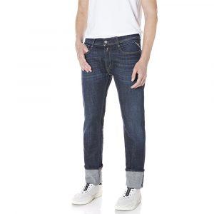 Replay M1005.000.285912007 vīriešu džinsi, tumši zili