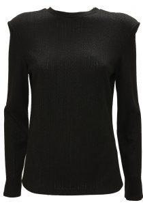Vanessa Scott MGB018NERO sieviešu džemperis, melns
