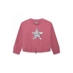 Tuc Tuc 11310503 meiteņu T-krekls, rozā