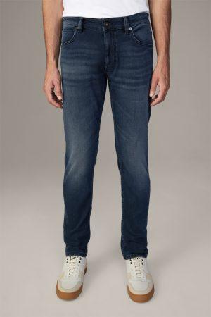 Strellson 30028955435 vīriešu džinsi, zili