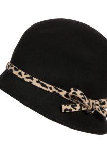 Roeckl 63032-1010 sieviešu cepure, melna