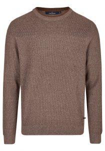 Daniel Hechter 65005112803480 vīriešu džemperis, brūns