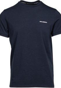 Karl Lagerfeld 755020 512221 690 vīriešu T-krekls, zils