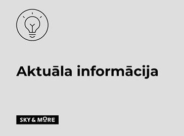 Aktuāla informācija par centra darbību