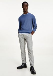 Tommy Hilfiger MW0MW11674C9T vīriešu džemperis, zils