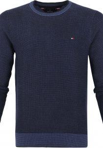 Tommy Hilfiger MW0MW19559DW5 vīriešu džemperis, zils