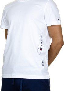 Tommy Hilfiger MW0MW20948YBR vīriešu T-krekls, balts